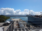 USS Missouri and USS Arizona Memorial