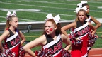 Cherry Hill East Cheerleading Game 1